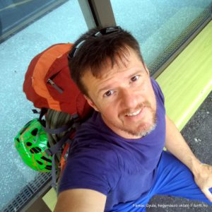 Farkas Gyula - hegymászó és sziklamászó sportedző, sportoktató
