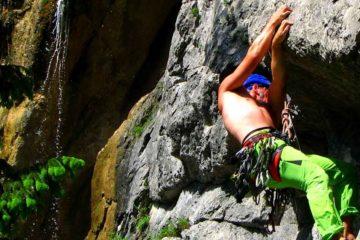 sziklamászás, falmászás - mászótechnika fejlesztés