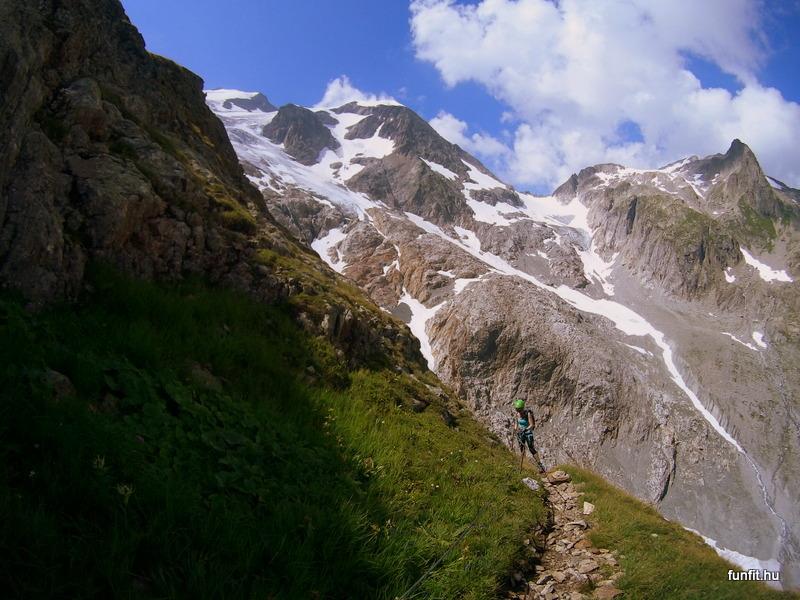 Klettersteig Tierbergli : Tierbergli klettersteig sustenpass svájc » funfit.hu