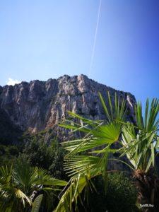 Szilveszter Arco-ban, a Garda-tó mellett