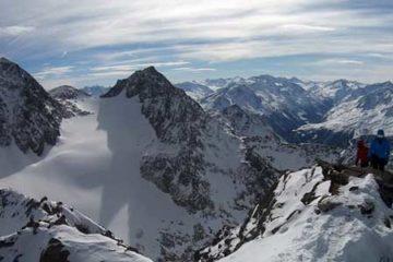 Téli magashegyi tanfolyam és lavina tanfolyam