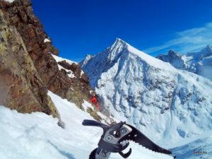 Téli magashegyi tanfolyam - haladó: scrambling