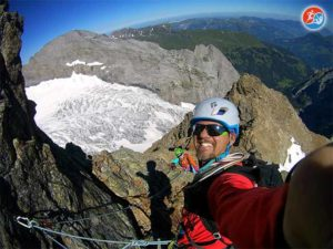 Farkas Gyula hegymászó oktató