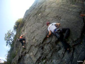 Kezdő sziklamászó tanfolyam, Arco, Garda-tó