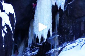 jégmászás, jégmászó baleset