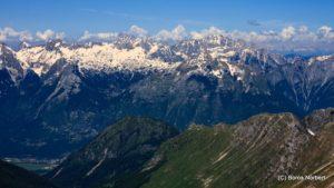Júliai-Alpok trekking túra