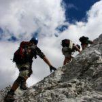 Via ferrata túra a Júliai-Alpok csúcsaira