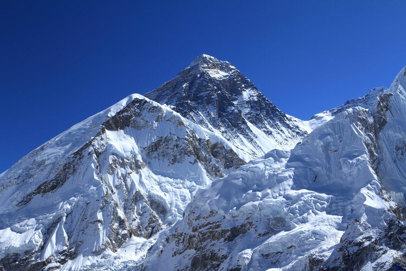 Mount Everest 8850m