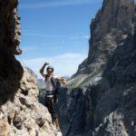 Nyári magashegyi tanfolyam, Dolomitok