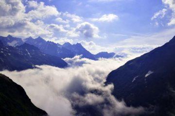 FunFit.hu Hegymászó Találkozó, Svájc, Sustenpass