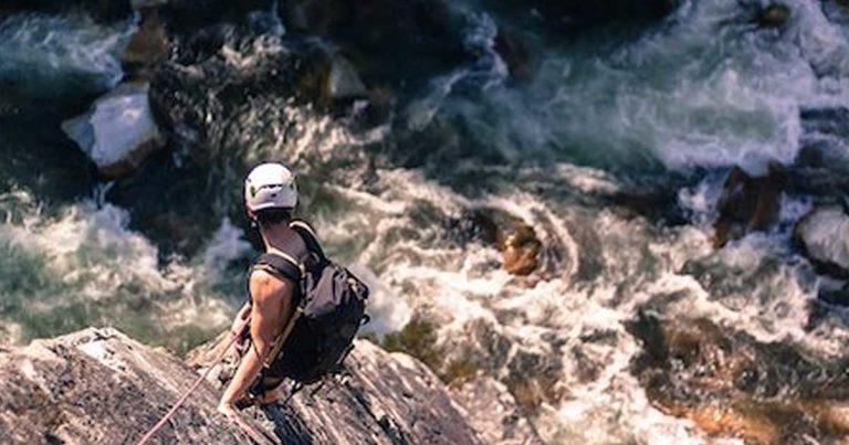 Félelem menedzsment sziklamászás
