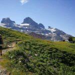 Könnyű alpesi túraútvonal