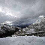 Jelölt hegyi túraútvonalon probléma lehet a kicsúszásveszély