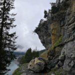 Nehezítő körülmények az alpesi túraútvonalon
