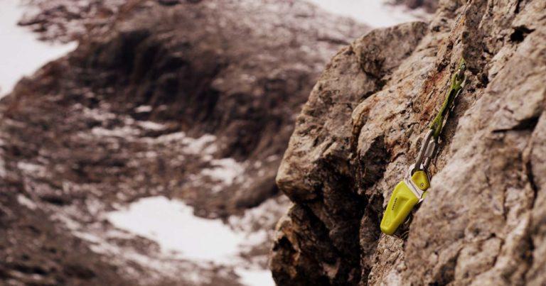 Edelrid Ohm: Ha a mászó nehezebb a biztosítóembernél