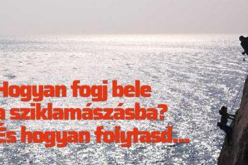 Sziklamászó tanfolyam rendszer a FunFit.hu -nál
