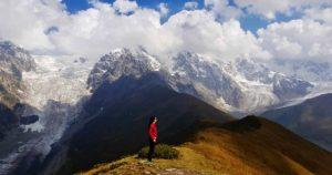 Grúzia, Trekking túra a Kaukázusban