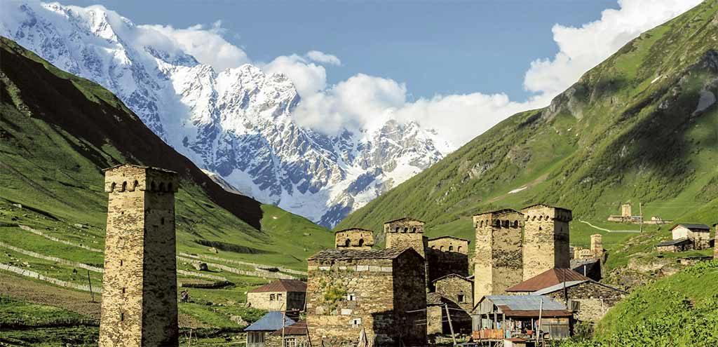 Kaukázus trekking túra