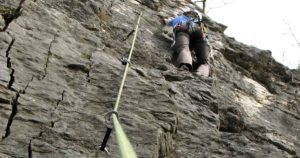 Magyarország szikláin - kezdő sziklamászó tanfolyam