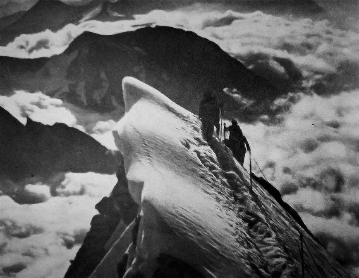 Csavargás az Alpokban - Négyféle turista van a világon
