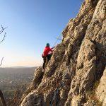 Sziklamászó technika a könnyed mászáshoz